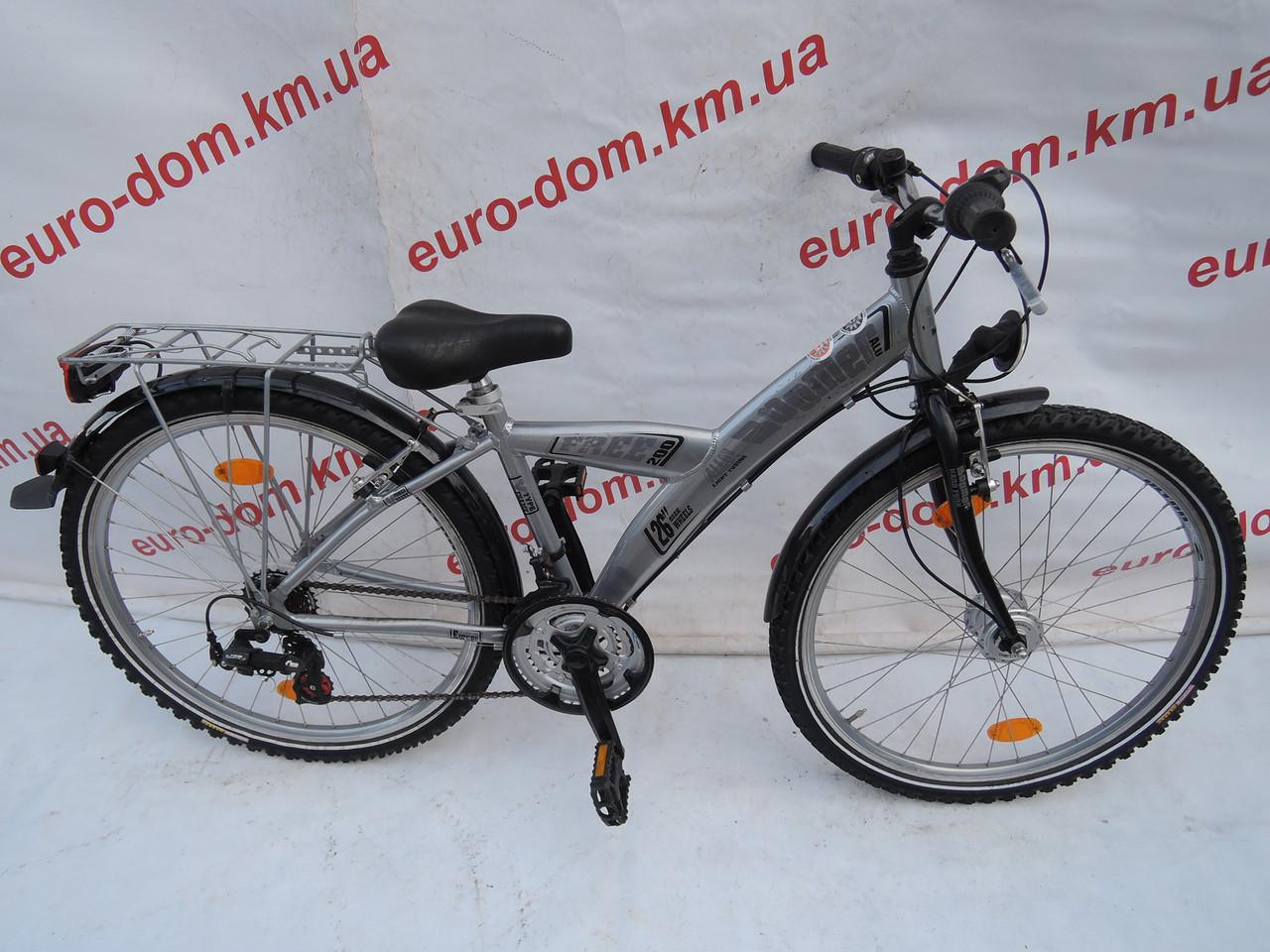 Горный велосипед Boomer 26 колеса 21 скорость