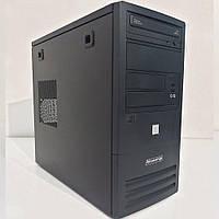 Системный блок, компьютер, Intel Core Quad, 4 ядра по 2,4 Ггц, 4 Гб ОЗУ DDR-3, HDD 250 Гб