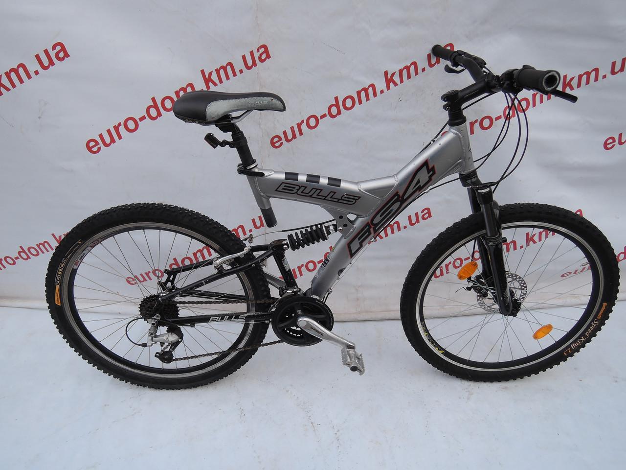 Горный велосипед Bulls 26 колеса 21 скорость