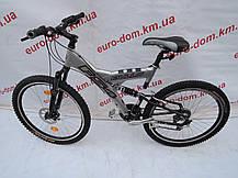 Горный велосипед Bulls 26 колеса 21 скорость, фото 3