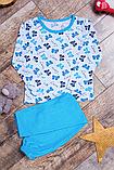 Пижама детская Пижама детская Модель: 6076-002, фото 4