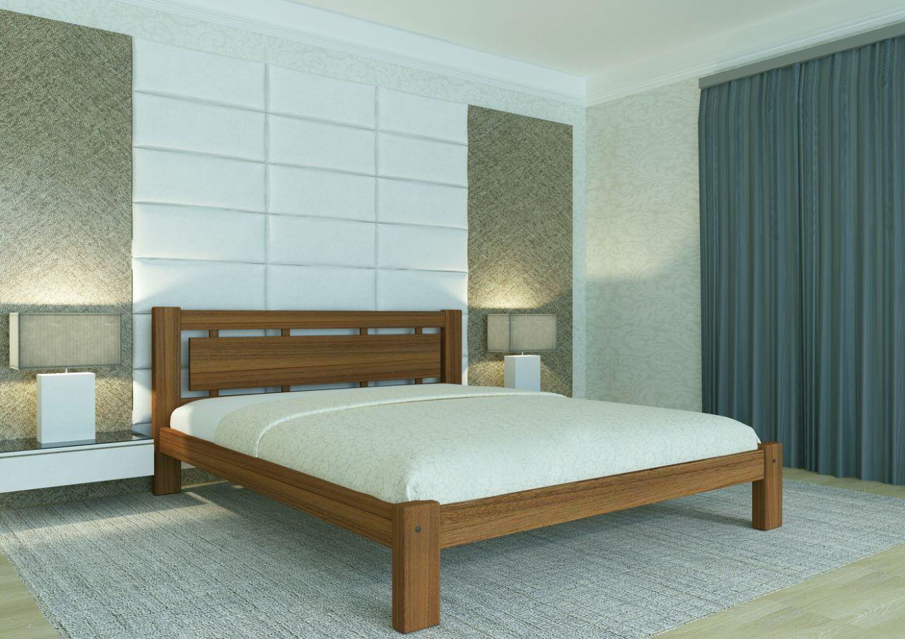 Кровать деревянная Сакура 160 ТМ Mecano (Мекано)