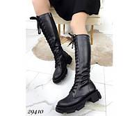 Сапоги демисезон на шнуровке NINA_MI, фото 1