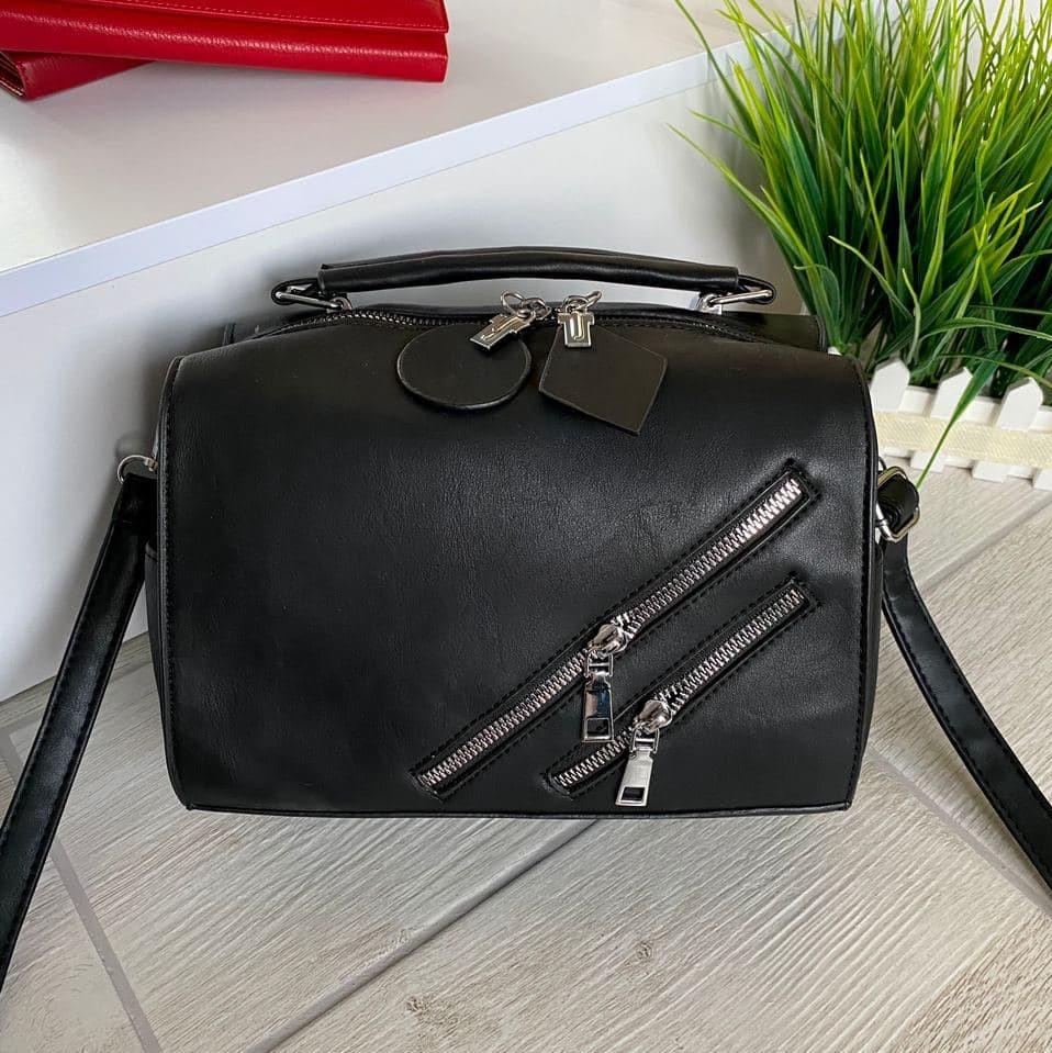 Женская сумка Candy черная СК568