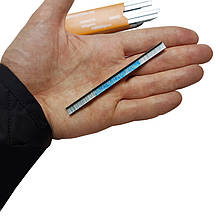 Скобы для тапенера 6x4 мм 604C (1 уп.=10000 шт.)