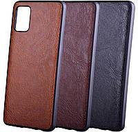 Кожаный чехол PU Retro classic для Samsung Galaxy M31s SM-M317F, фото 1