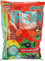 Железный купорос Iron (Айрон) 3 кг для обработки кустов и деревьев