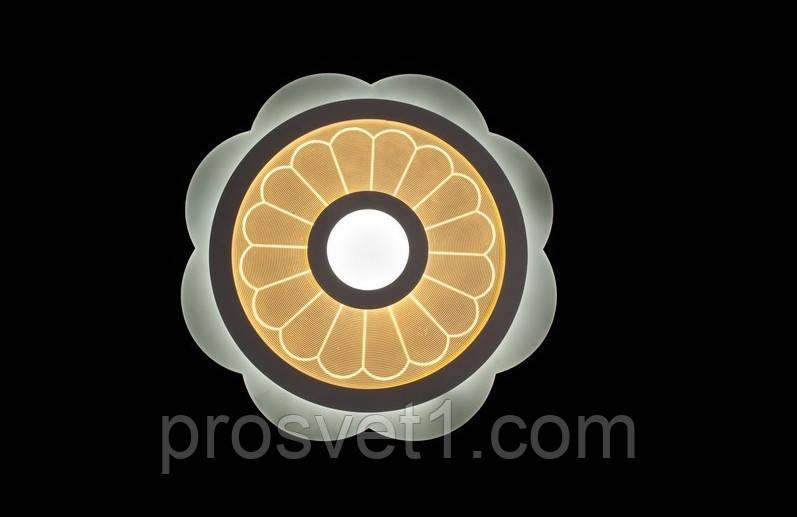 Світлодіодна люстра припотолочная 3882 ЛЗ