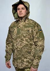 Штормова Куртка КВВЗ Світлий піксель
