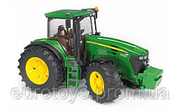 Игрушка Bruder Трактор John Deere 7930 1:16 (03050)