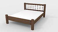 Кровать деревянная Гастия 160 ТМ Mecano (Мекано), фото 1