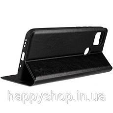 Чехол-книжка Gelius Leather New для Xiaomi Redmi 9C (Черный), фото 3