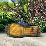 🔥 Туфли женские Dr.Martens 1461 мартинсы черные повседневные кожаные дерби, фото 5