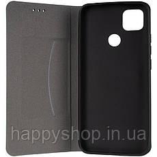 Чехол-книжка Gelius Leather New для Xiaomi Redmi 9C (Синий), фото 2