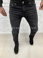 Темно-серые джинсы Armani