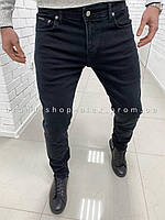 Черные джинсы D&G