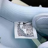 🔥 Кроссовки мужские Nike Air Force найк эир форс белые повседневные спортивные рефлективные, фото 9