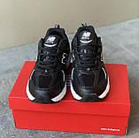 🔥 Кроссовки женские New Balance 530 нью беленс 530 черные повседневные спортивные легкие, фото 3