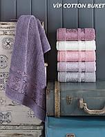 Махровые полотенца оптом Cestepe Vip cotton Buket