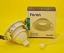 Feron DL8300 белый встраиваемый точечный алюминивый светильник, фото 8