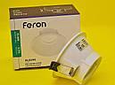 Feron DL8300 белый встраиваемый точечный алюминивый светильник, фото 10