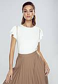 Eldar блуза Rina цвета экри. Коллекция весна-лето 2021