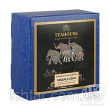 Чай Масала 20х2.5 пак., Luxurious Ayurveda Tea Masala Tea
