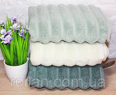 Банные турецкие полотенца Cestepe Изумруд