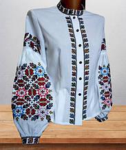 Заготовка для женской вышиванки бохо №152