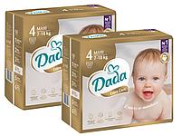Підгузники дитячі Dada Extra Care 4 (7-18 кг) 66 шт