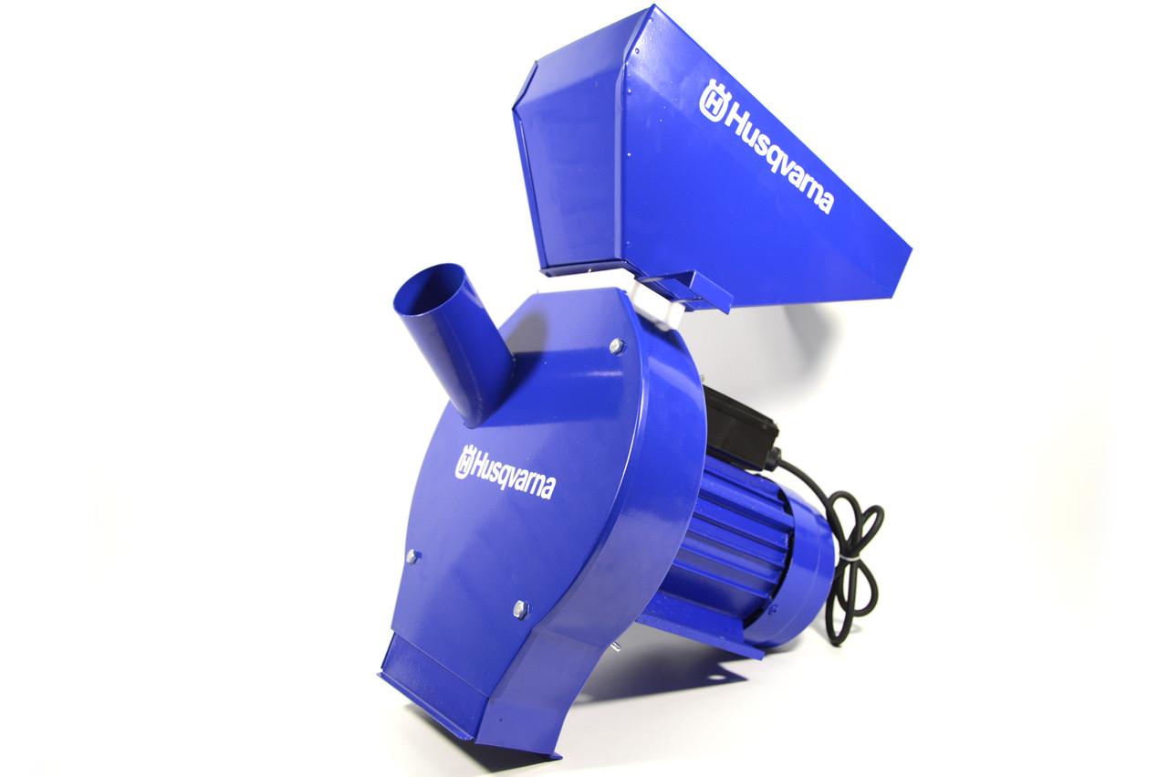 Зернодробарка Husqvarna EFS 4300 кормоподрібнювач, Млин, ДКУ крупорушка шредер
