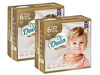 Підгузники дитячі Dada Extra Care 6 (16+ кг) 52 шт