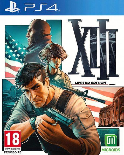 XIII Limited Edition (англійська версія) PS4
