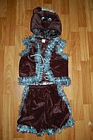 Медведь , Мишка бурый карнавальный новогодний костюм