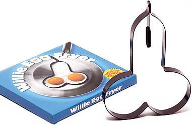 Форма Willie Egg Fryer от Spencer Fleetwood