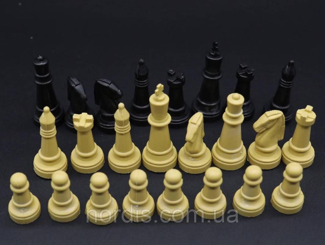 Фигурки для шахмат. Комплект.Высота фигур 2.5-5см.