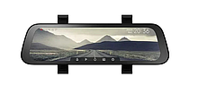 E-ACE A38 2K Автомобільний відеореєстратор - дзеркало 1440P 12 дюймів З можливістю підключення задньої камери