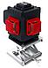 Лазерний рівень LEX LXNL-3DG зелений промінь,можливість використовувати на вулиці, фото 2
