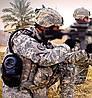Защита наколенники налокотники штурмовые тактические набор Shell, фото 6