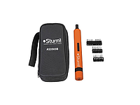 Аккумуляторная отвертка (3.6В, 1,5Ач, в сумке) Sturm AS3503B