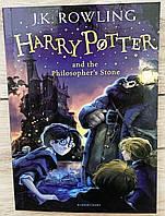 Harry Potter and the Philosopher's Stone. J.Rowling (на английском языке) Гарри Поттер и Философский камень