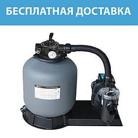Фильтрационная установка Emaux FSP400–SS033; 6.48 м³/ч