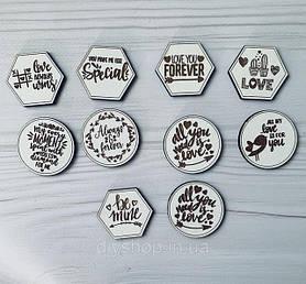 Медальки, значки, магниты