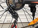 Спортивный велосипед бирюза ТopRider 26 дюймов 21скорость металлическая рама17 детям с 14 лет рост от 160см, фото 3