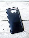 Чехол Samsung Galaxy SVI S6 Flip Clear Case, фото 2