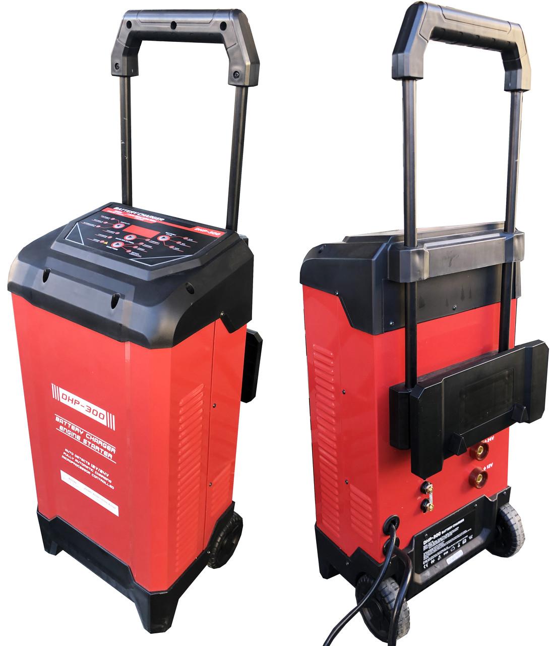 Пуско-зарядное устройство AL-FA DHP-300 12/24 V, 650 A.Для всех видов свинцово-кислотных аккумуляторов.