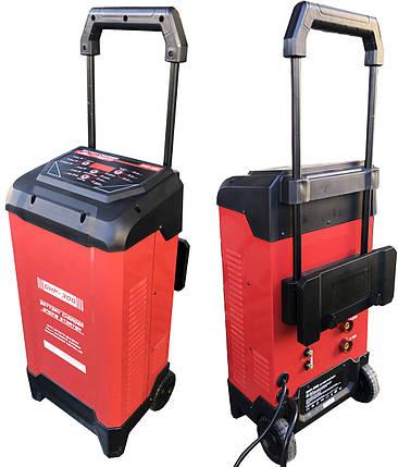 Пуско-зарядное устройство AL-FA DHP-300 12/24 V, 650 A.Для всех видов свинцово-кислотных аккумуляторов., фото 2
