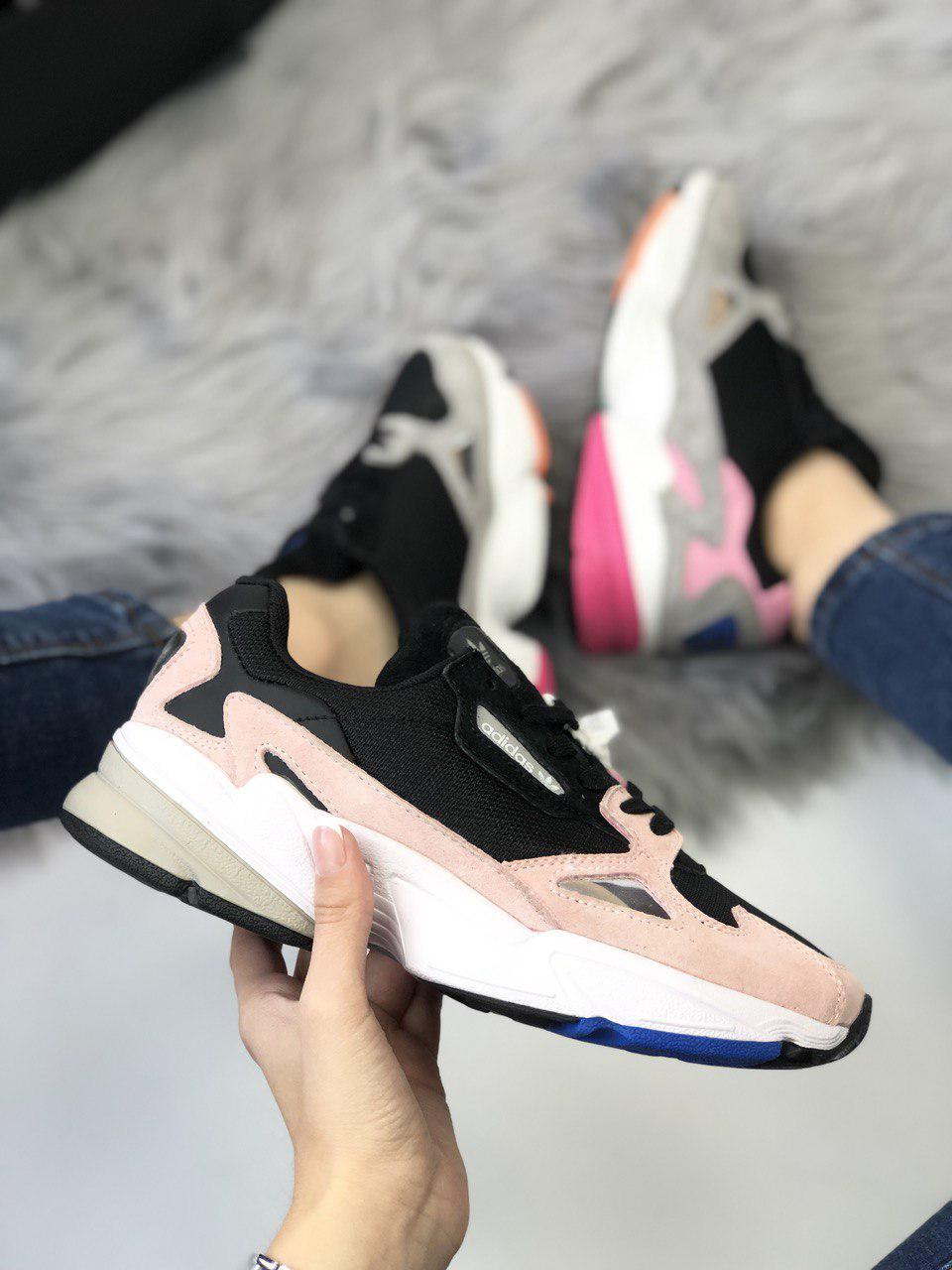 Жіночі кросівки Adidas Falcon, 3 кольори