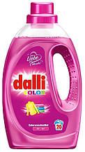 Гель для стирки цветных вещей Dalli Color 1.1 л (20 стирок)