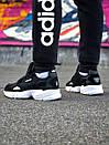 Женские черные кроссовки Adidas Torsion System, фото 3